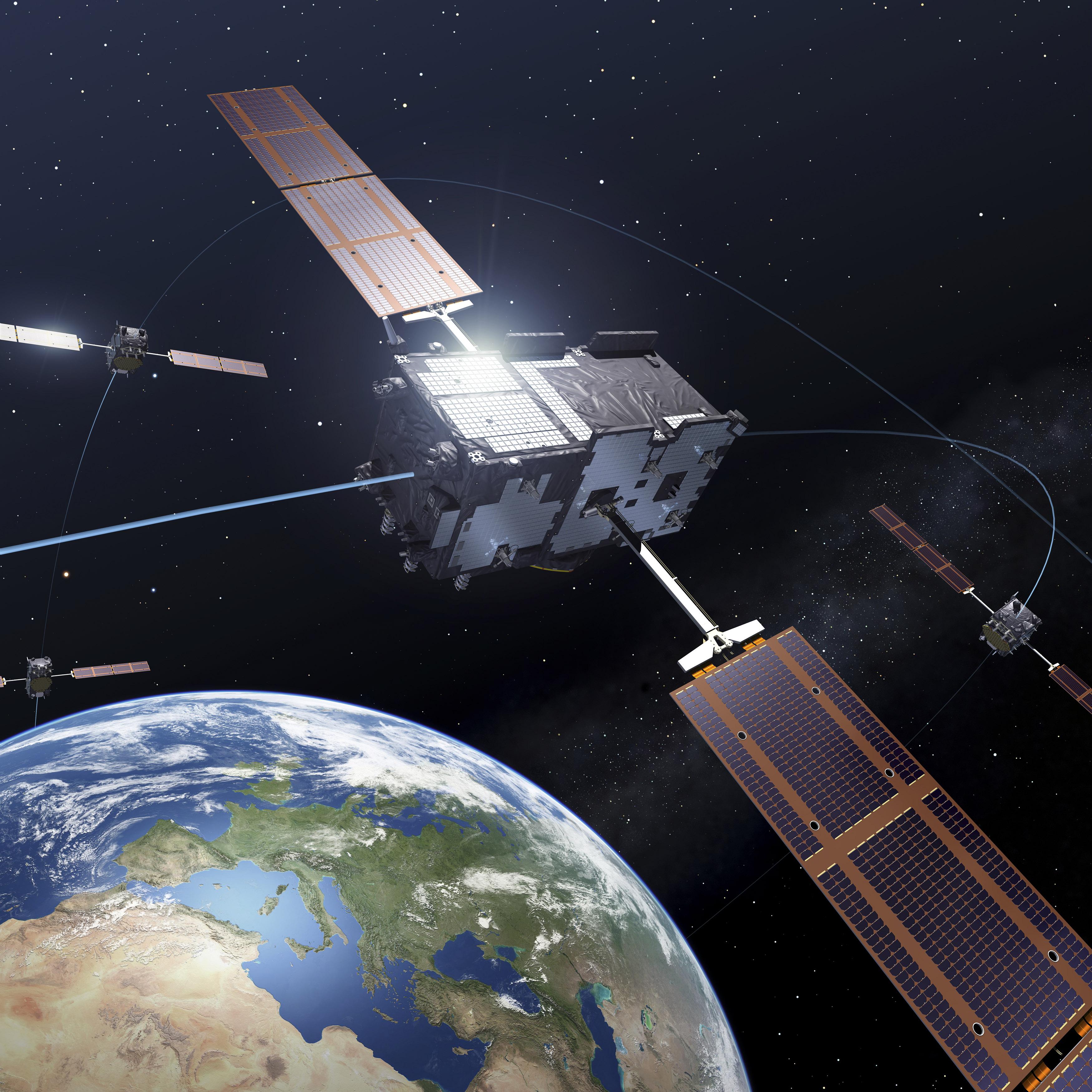 nasa galileo orbit map - HD3500×3500
